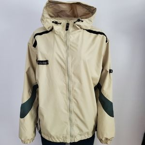 Columbia Windbreaker Women's Size L